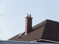 New Chimney On Pape Ave