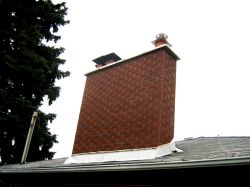 Broadview Ave Chimney