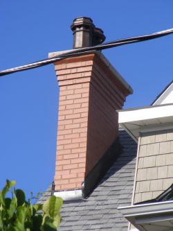 New Chimney On Gladstone